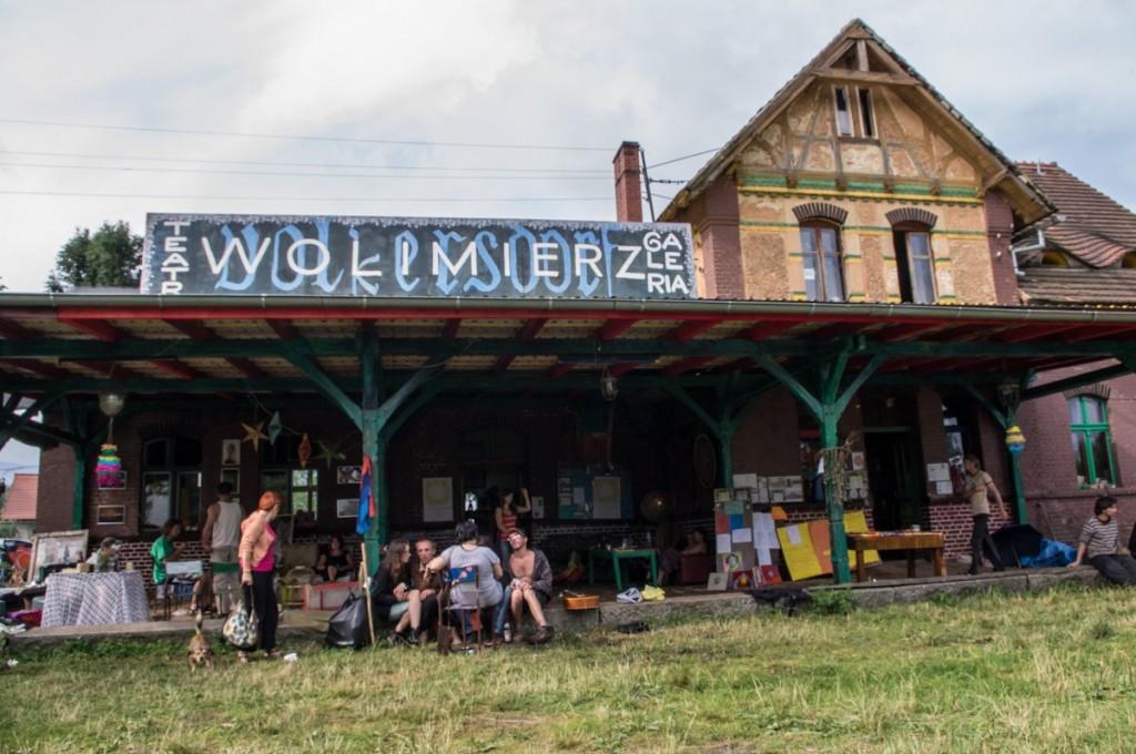 Stacja Wolimierz